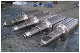 Melting Shop -> Centrifugal Castings India